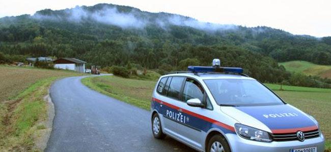 Американец с трупом собутыльника в багажнике задержан и отпущен полицией Австрии