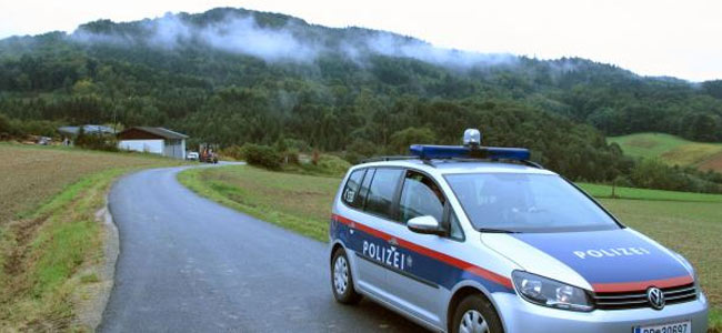 austria-polizei