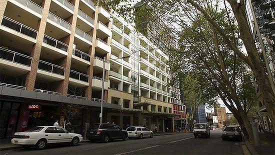 Дом путешественников в Сиднее