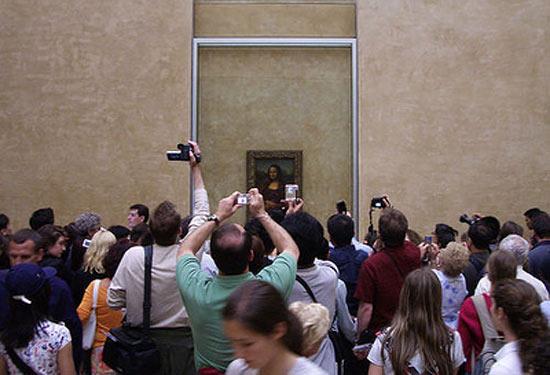 А может и Мона Лиза - подделка?