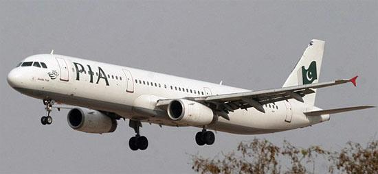 Почему задержали пакистанский самолет