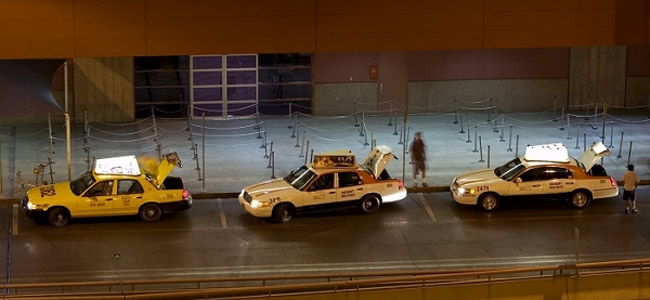 Опасное такси Чикаго