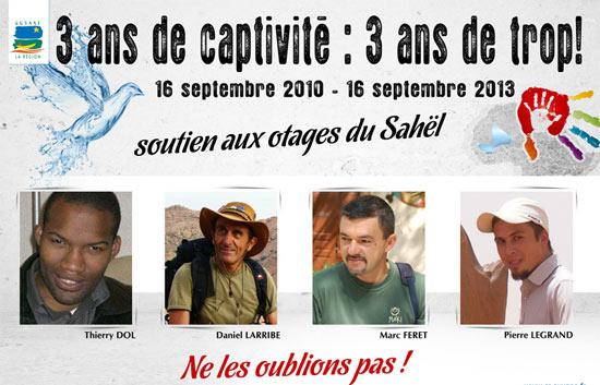 3 года в плену у Аль-Каиды
