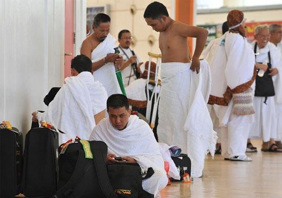 Индонезийские хаджи