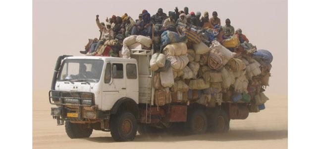 Смерть в Сахаре: 35 мигрантов погибло в Нигере от жажды по дороге в Евросоюз