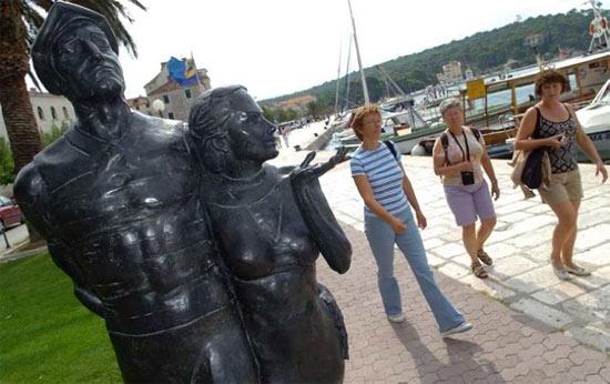 Женский секс-туризм в Хорватии