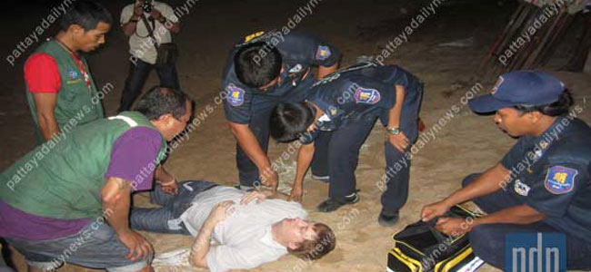 beaten-tourist-in-pattaya