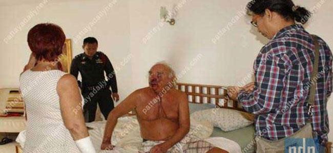 Старика из Германии отравили назойливые женщины в Паттайе