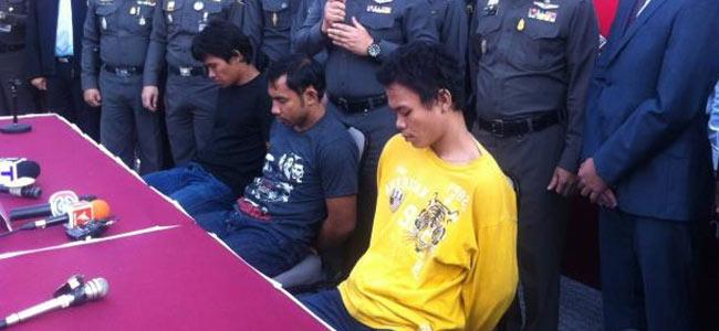 Насильники русских туристок в Таиланде получили огромные тюремные сроки