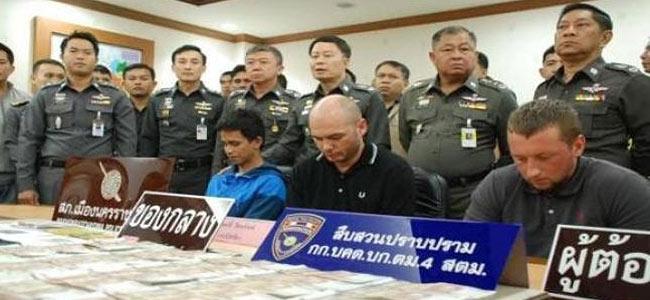 В Таиланде арестованы двое россиян и местный полицейский за подделку банковских карточек