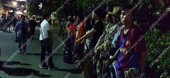 Полиция устроила облаву в самом злачном месте Таиланда