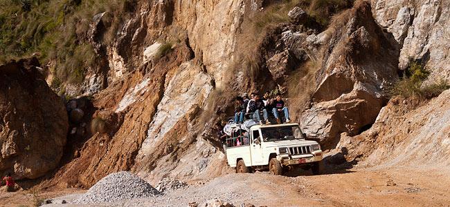 bandipur-jeep
