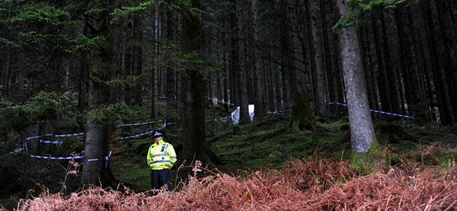 Останки русской студентки найдены в шотландском лесу
