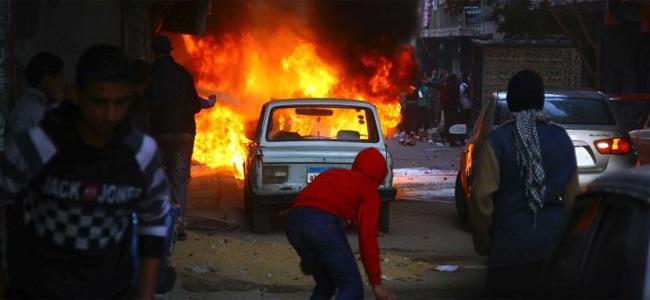 В Каире толпа мятежников напала на телерепортеров из Германии