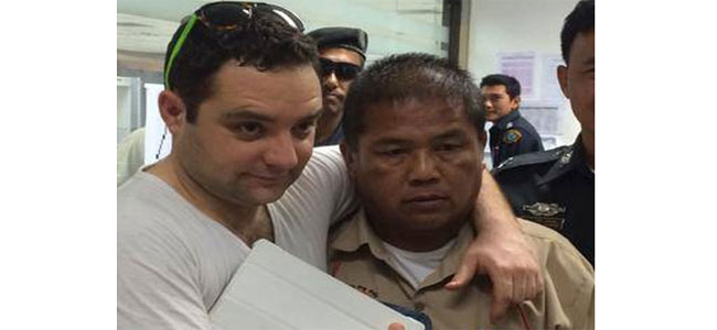 Таксист туристу на Пхукете — друг, товарищ, айпад и 300 тысяч бат