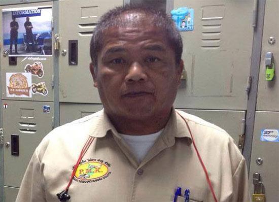 Честный тайский таксист