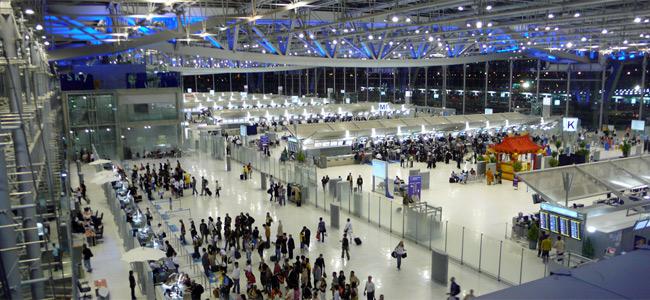 Аэропорт Бангкока продолжает привлекать самоубийц. Пора принимать меры
