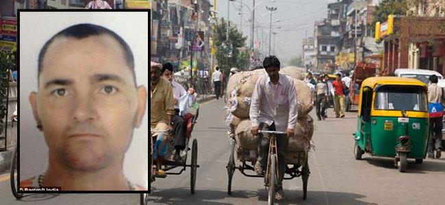 Разлагающийся труп туриста из Великобритании найден в мешке на окраине Дели