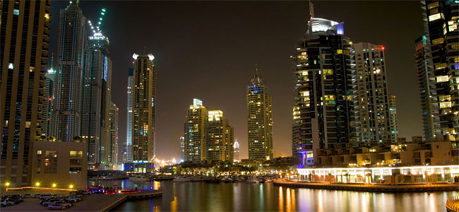 Дубайская ночка