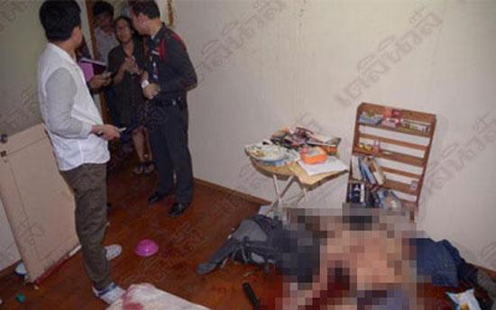 Убийство немецкого Отелло тайской Дездемоной