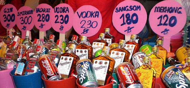Иностранцы мрут на Пхукете из-за жары, совмещенной с пьянством