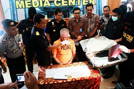 С наркотиками на Бали