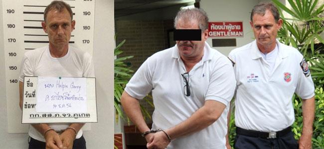 На Пхукете полицейского-иностранца посадили за сбыт наркотиков туристам