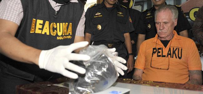 Туриста из ЮАР на Бали приговорили к смертной казни