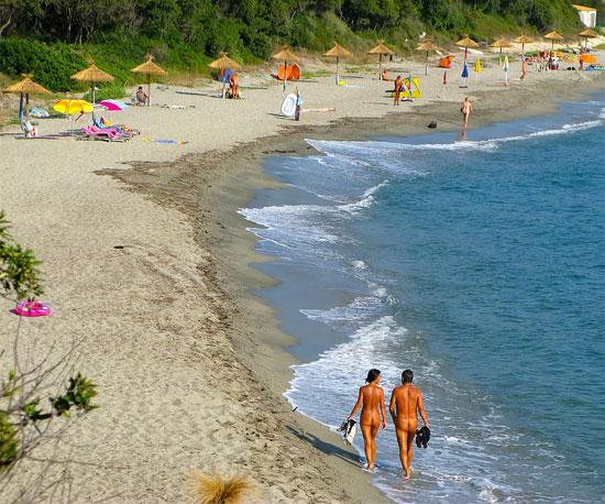 Пляж Лингвизетта