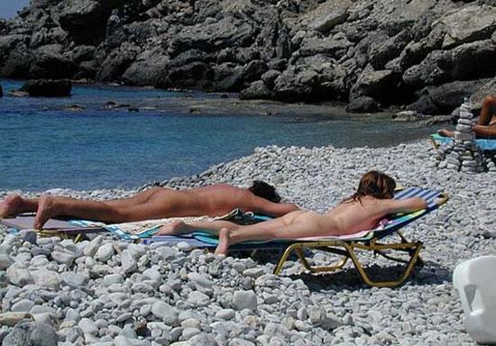 Пляж Филаки