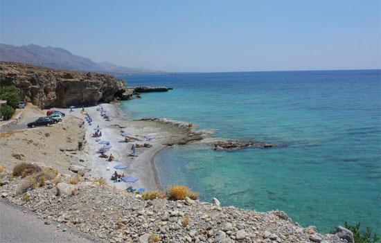 Голышом на Крите отдохнуть