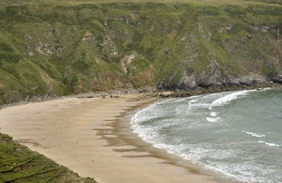 Где отдыхают нудисты Ирландии
