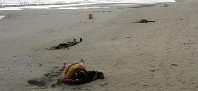 У берегов Йемена утонуло 60 нелегалов из Сомали и Эритреи