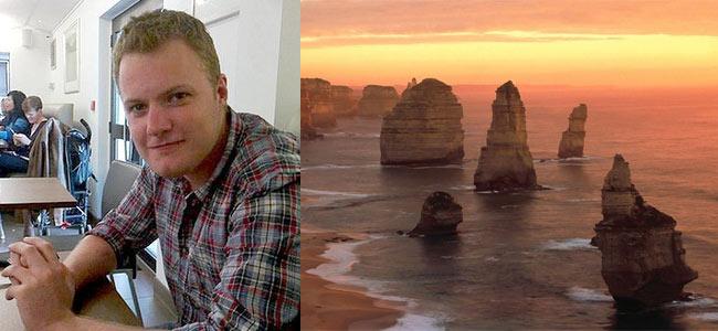 Шотландский турист без паспорта и денег потерялся в Австралии