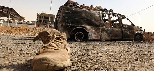 В Ираке похитили 40 строительных рабочих из Индии