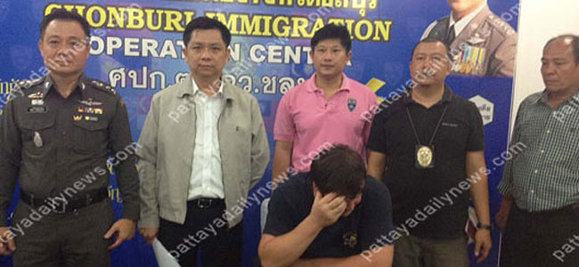 russian-arrested-in-pattaya