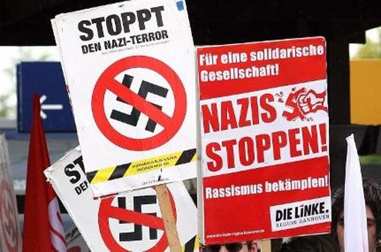 Как в Германии дела с нацизмом?