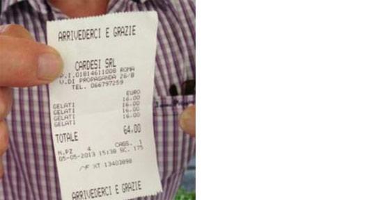 64 евро за мороженое