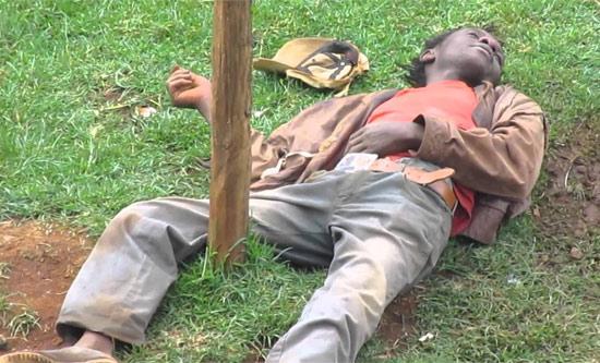 Кенийский нарушитель