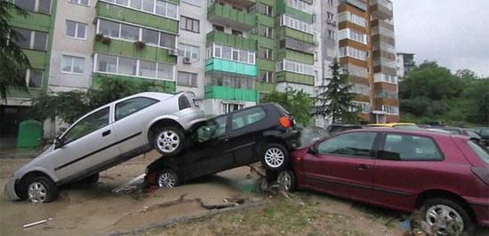 Потоп в Болгарии - удар по туризму