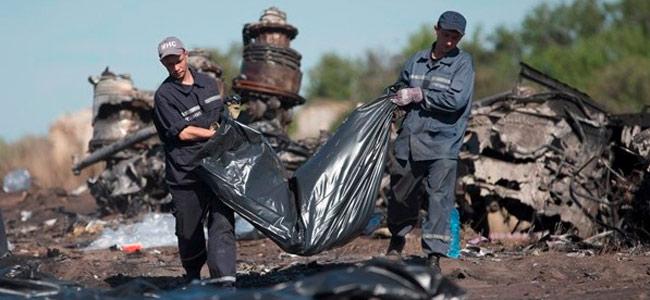 Авиакатастрофа MH17: получены ДНК 283 пассажиров, 173 жертвы идентифицировано