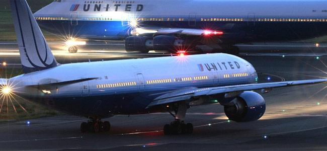 Американский «Боинг» с 233 пассажирами загорелся над Атлантическим океаном