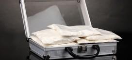 Ирландец в Валенсии в приступе паранойи выбросил в окно чемодан с кокаином