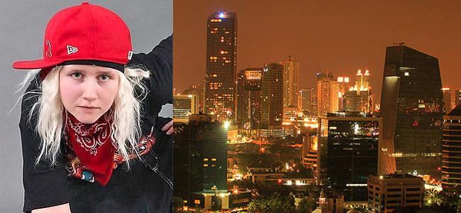 Танцовщицу хип-хопа из Австрии посадили на 18 лет в Индонезии за наркотики