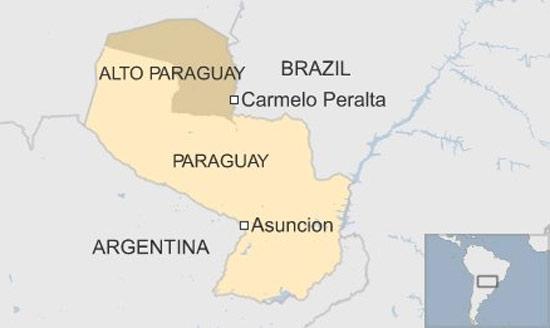 Трагедия на севере Парагвая