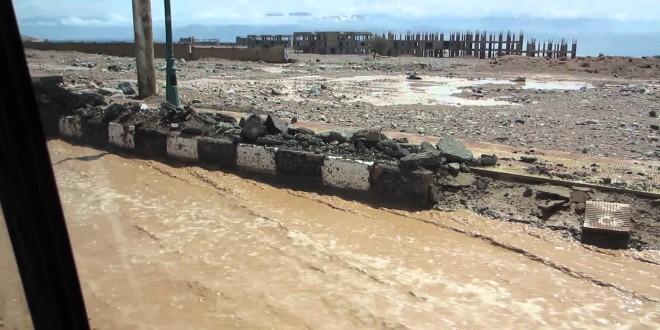 «Адский сель» првел к трагедии на границе Египта с Израилем