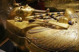 Мадридская студия  Factum Arte создала точную копию гробницы Тутанхамона