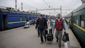 Железнодорожное сообщение между Украиной и Россией может прекратиться
