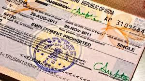 Электронная система выдачи виз вводится в Индии