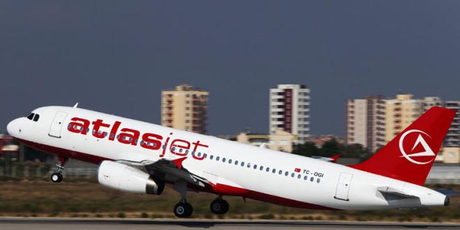 Авиаперевозчик Atlasjet Украина ожидает получить сертификат эксплуатанта в Украине